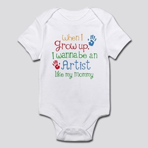 Artist Like Mommy Infant Bodysuit