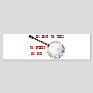 SWEETER TUNE Bumper Sticker