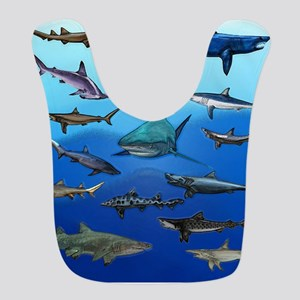 Shark Gathering Bib