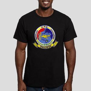 AEWBARRONPAC Men's Fitted T-Shirt (dark)