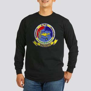 AEWBARRONPAC Long Sleeve Dark T-Shirt