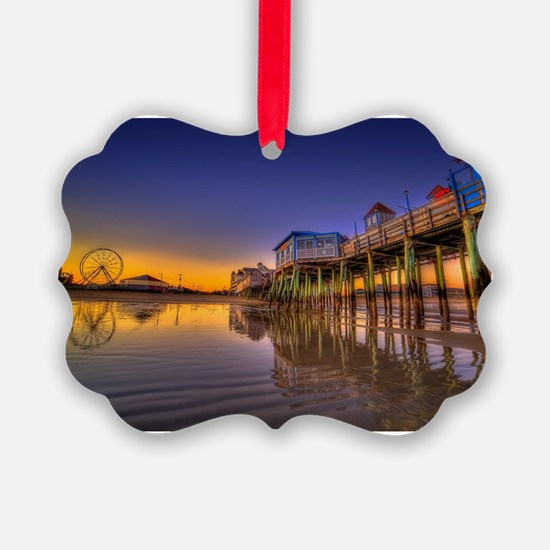 Old Orchard Beach  Ornament