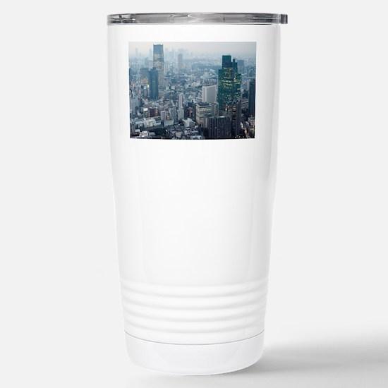 tokyo midtown Stainless Steel Travel Mug