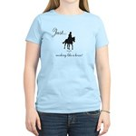 Horse Design by Chevalinite Women's Light T-Shirt