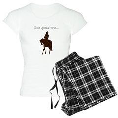 Horse Design by Chevalinite Pajamas