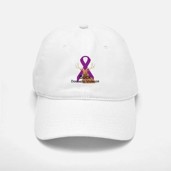 Domestic Violence Baseball Baseball Cap