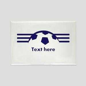 Custom Soccer Design Magnets