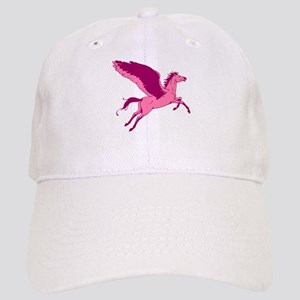 Cute Pink Pegasus Baseball Cap
