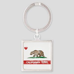 California Love Keychains