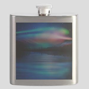Northern Lights Flask