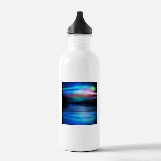 Northern Lights Water Bottle