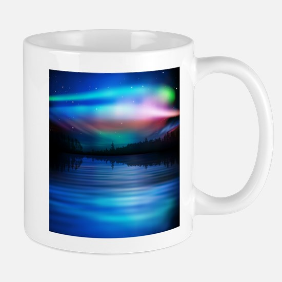 Northern Lights Mugs