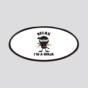 Relax I'm A Ninja Patches