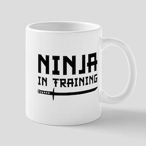 Ninja In Training Mug