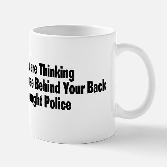 Thought Crimes Mug