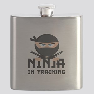 Ninja In Training Flask