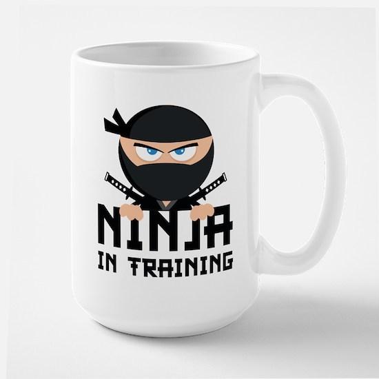 Ninja In Training Large Mug