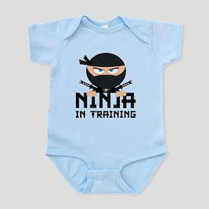 Ninja In Training Infant Bodysuit