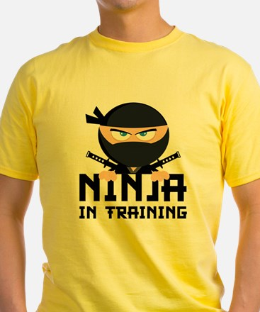 Ninja In Training T