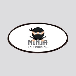 Ninja In Training Patches