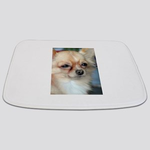 i love dog Bathmat