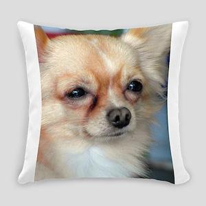 i love dog Everyday Pillow