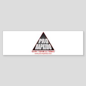 Pro-Hapkido Bumper Sticker
