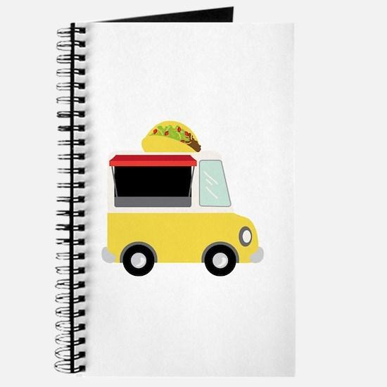 Taco Truck Journal
