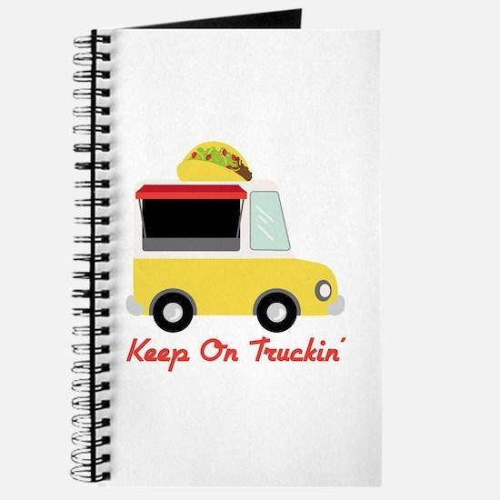 Keep On Truckin Journal