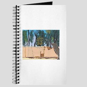 Adobe Wall #1 Journal