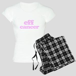 Eff All Cancer Lavender Pajamas