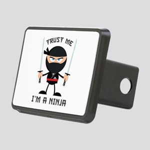 Trust Me, I'm A Ninja Rectangular Hitch Cover
