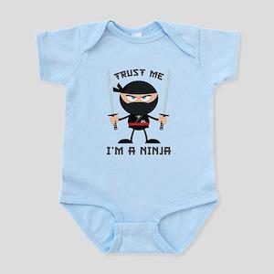 Trust Me, I'm A Ninja Infant Bodysuit