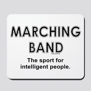Marching Band Mousepad