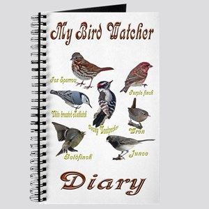 Backyard Birds Journal