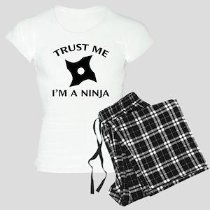 Trust Me, I'm A Ninja Women's Light Pajamas