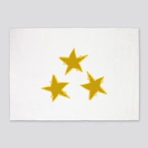 Holiday Stars 5'x7'Area Rug