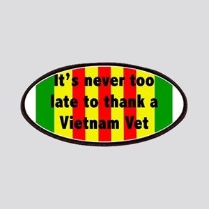 Thank a Vet Patch