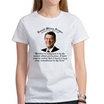 Reagan 2nd Oldest Profession Women's T-Shirt