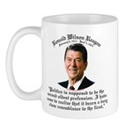 Reagan 2nd Oldest Profession Mug