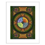 Celtic Elements Small Poster