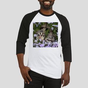 Flowers Baseball Jersey