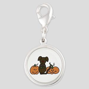 Halloween Dog Charms