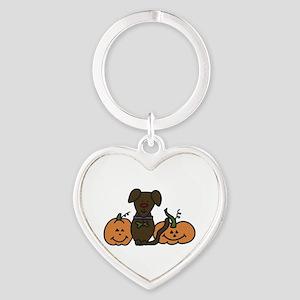 Halloween Dog Keychains