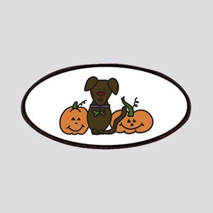 Halloween Dog Patches