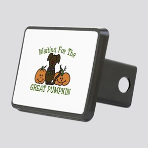 The Great Pumpkin Hitch Cover