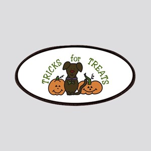 Tricks Or Treats Patches