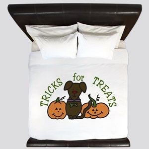 Tricks Or Treats King Duvet