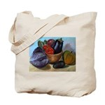 Still life painting with vegetables Tote Bag