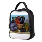 Still life painting with vegetables Neoprene Lunch